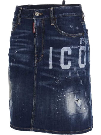 Dsquared2 'icon' Skirt