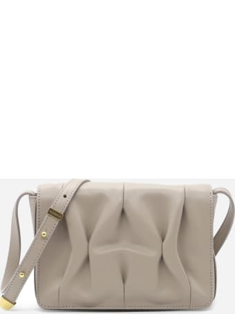 Coccinelle Marquise Mini Goodie Leather Shoulder Bag
