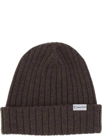 Woolrich Woolen Mills Woolrich Woolen Beanie Hat