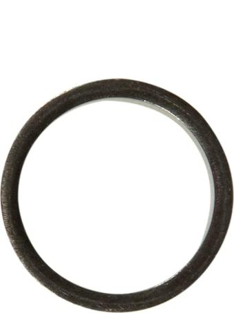 Maison Margiela Logo Stamped Ring