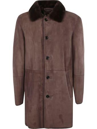 Desa 1972 Mid-length Buttoned Coat