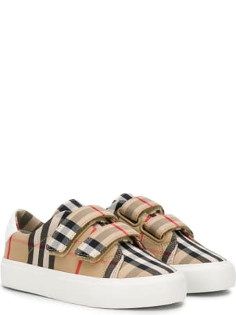 Burberry Markham Vintage Check Sneakers