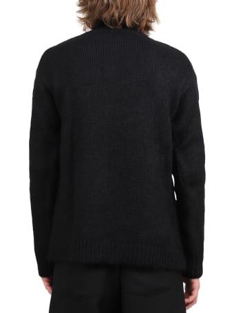 Ann Demeulemeester Black Sweater