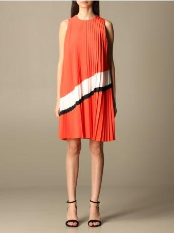 Armani Collezioni Armani Exchange Dress Armani Exchange Pleated Short Dress