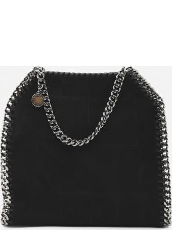 Stella McCartney Mini Falabella Croc-effect Bag