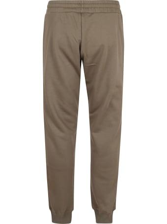 Australian Winter Sweatpants With Rib Bottom