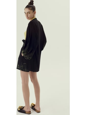 Antonella Rizza Jacket Flo Black