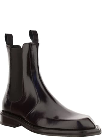 Martine Rose Chiesel Toe Chelsea Boots