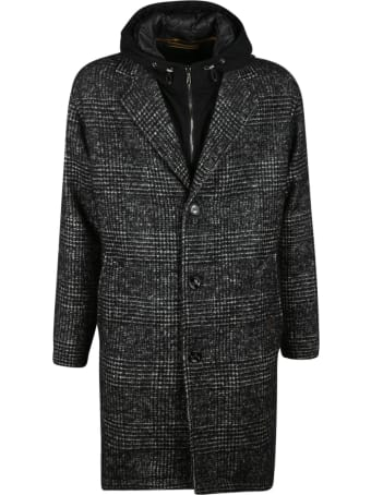 Moorer Double-layered Buttoned Parka