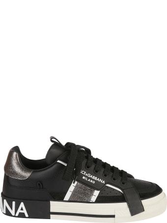 Dolce & Gabbana Side Logo Sneakers