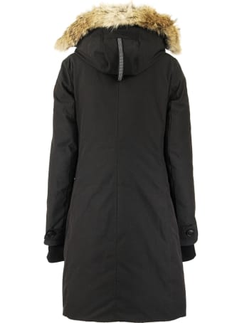 Canada Goose Sherbrooke Parka Jacket Black