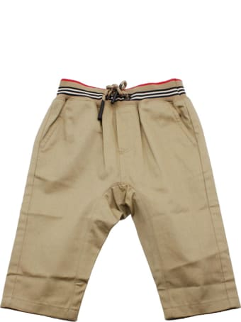 Burberry Cotton Trousers