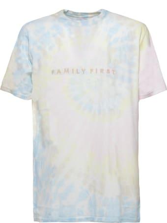 Family First Milano T-shirt Tie Dye