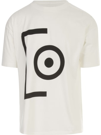 Thom Krom Printed Crew Neck S/s T-shirt
