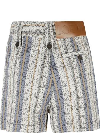Loewe Stripe Shorts