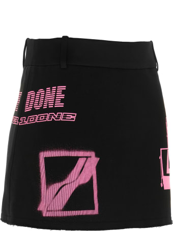 WE11 DONE Skirt