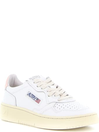 Autry 01 Low Leather