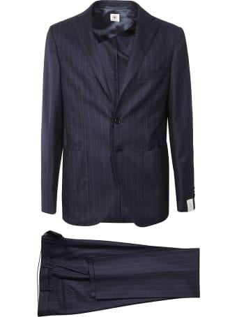 Luigi Borrelli Pinstripe Suit