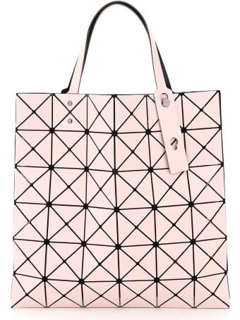 Bao Bao Issey Miyake Lucent Matte Medium Bicolor Shopper