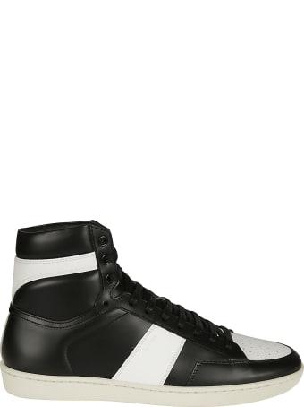 Saint Laurent High Top Sneakers
