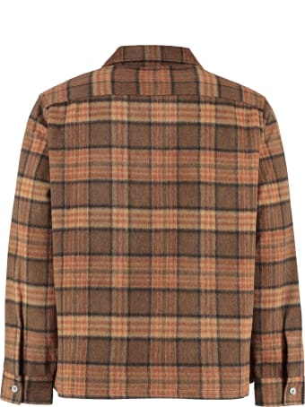 Our Legacy Heunsen Checked Overshirt
