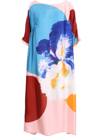 Ermanno Gallamini Polyester Dress