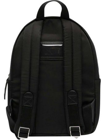 Dolce & Gabbana Black Backpack
