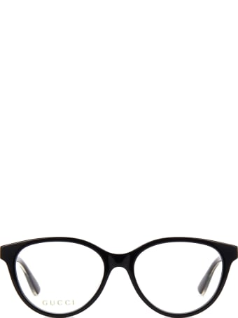 Gucci Gucci Gg0379o Black Glasses