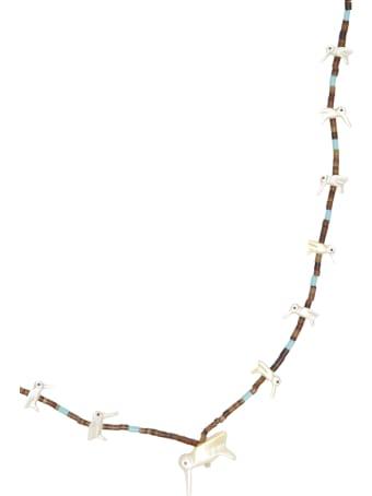 Jessie Western Hummingbird Necklace