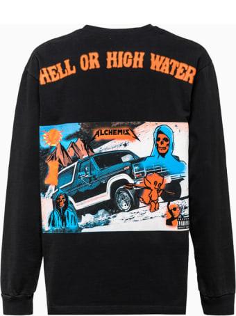 Alchemist Hell Or High Wate T-shirt Aldrfw21mjlst21