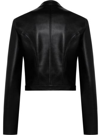 Chiara Ferragni Coated Fabric Jacket