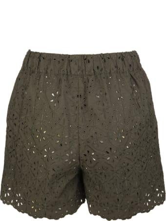 Parosh Curcuma Shorts