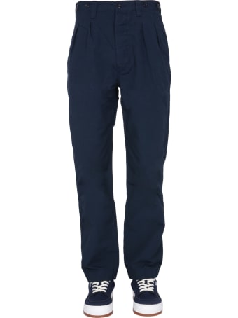 Nigel Cabourn Oversize Fit Trousers