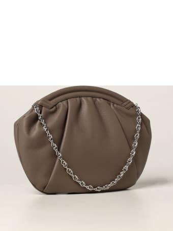 Rodo Shoulder Bag Rodo Pouch In Hammered Calfskin