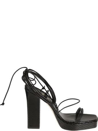 Paris Texas Carine Platform Sandals