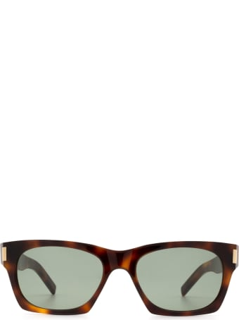 Saint Laurent Saint Laurent Sl 402 Havana Sunglasses