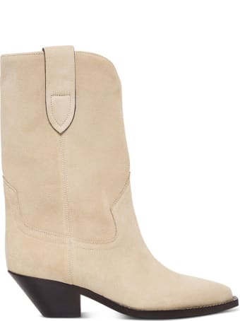 Isabel Marant Dahope Suede Boots