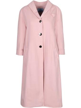 Prada Denim Coat
