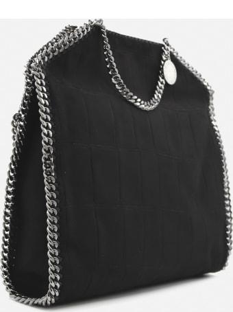Stella McCartney Falabella Croc-effect Tote Bag