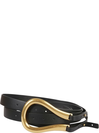 Bottega Veneta Double Strap Belt