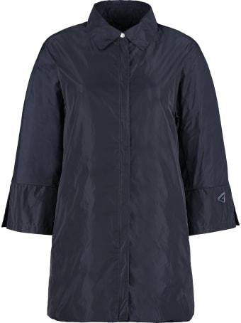 Add Techno Fabric Padded Jacket