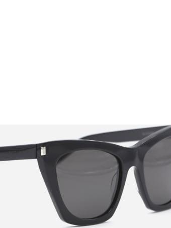 Saint Laurent New Wave Sl 214 Kate Sunglasses