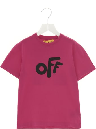 Off-White 'off Rounded Arrow'  T-shirt
