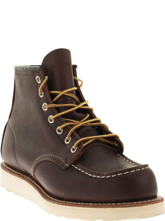 Red Wing Classic Moc 8138 - Lace-up Boot