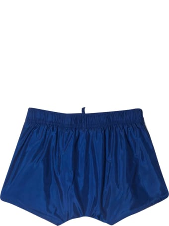 Dsquared2 Teen Swim Shorts With Drawstring