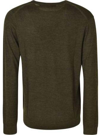 Michael Kors Plain Ribbed Sweater