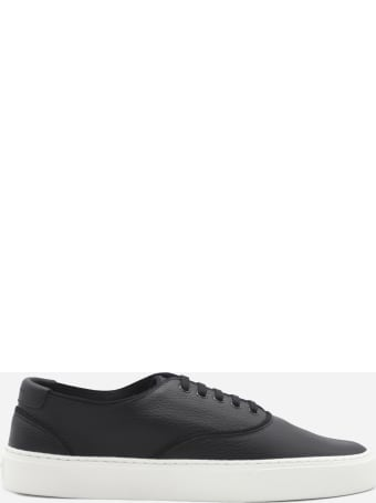 Saint Laurent Venice Sneakers In Leather