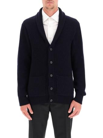 GM77 Extrafine Wool Cardigan