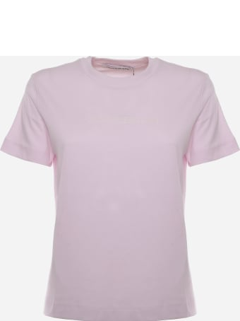 Calvin Klein Organic Cotton T-shirt With Logo Print Calvin Klein
