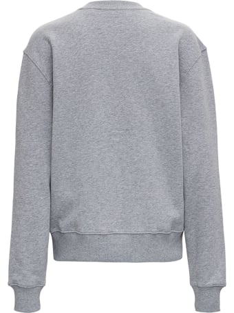 Axel Arigato Grey Organic Cotton Sweatshirt
